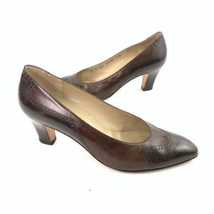 Salvatore Ferragamo Classic Pumps Shoes